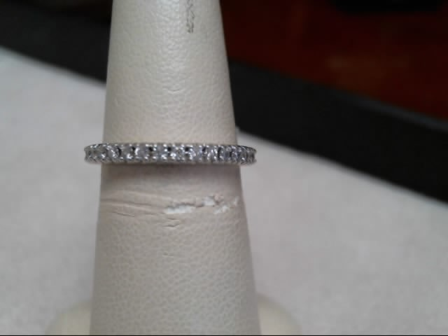 Chammas Jewelers Diamond Anniversary Band