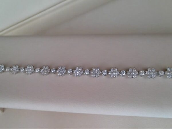 Chammas Jewelers Diamond Bracelet