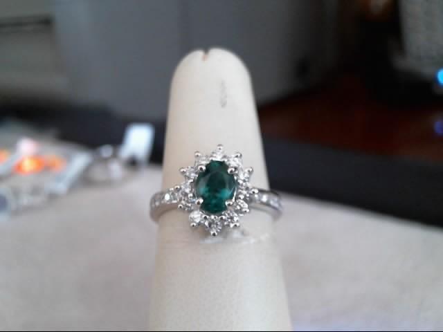 Chammas Jewelers Emerald Ring
