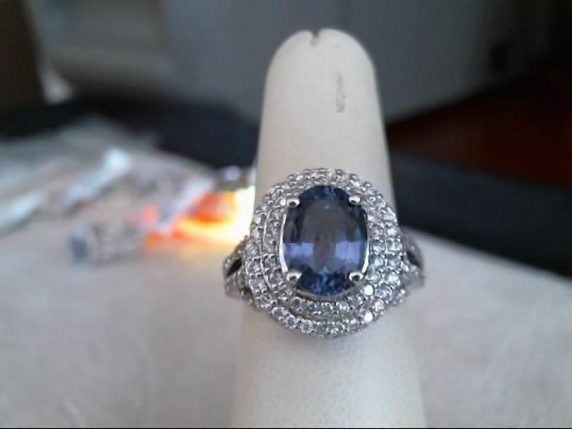 Chammas Jewelers Tanzanite Ring