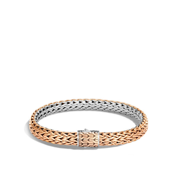 John Hardy Men's Classic Chain Reversible Bracelet
