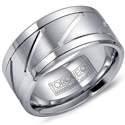 Crown Ring Torque Fashion Ring