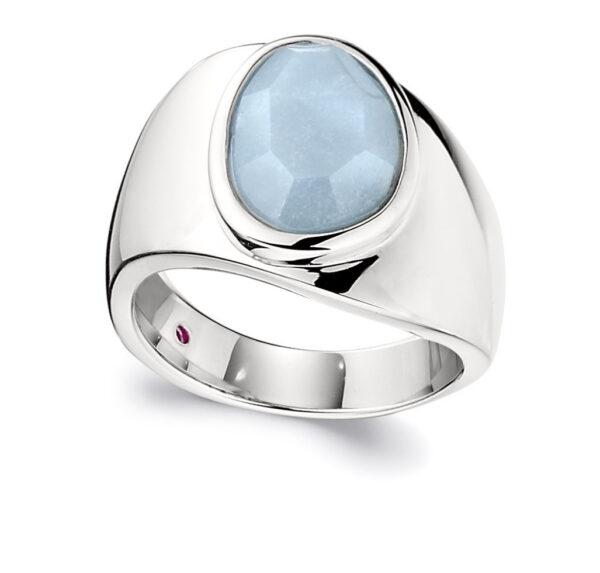 ELLE Amazonite Ring